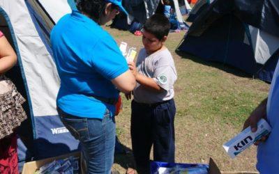 Contribución de Laboratorios KIN en El Salvador