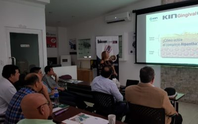 Sesiones formativas en El Salvador