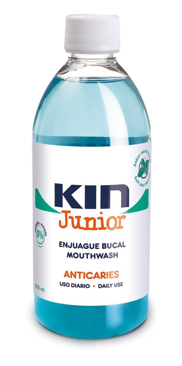 KIN Junior Enjuague Bucal