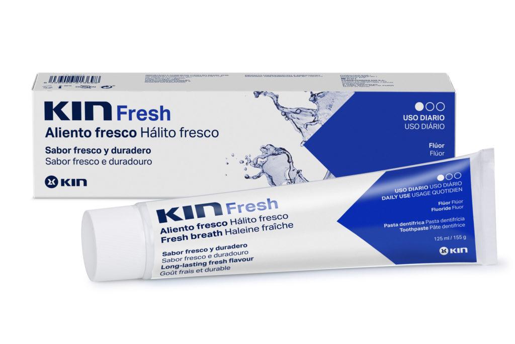 KIN FRESH Pâte dentifrice