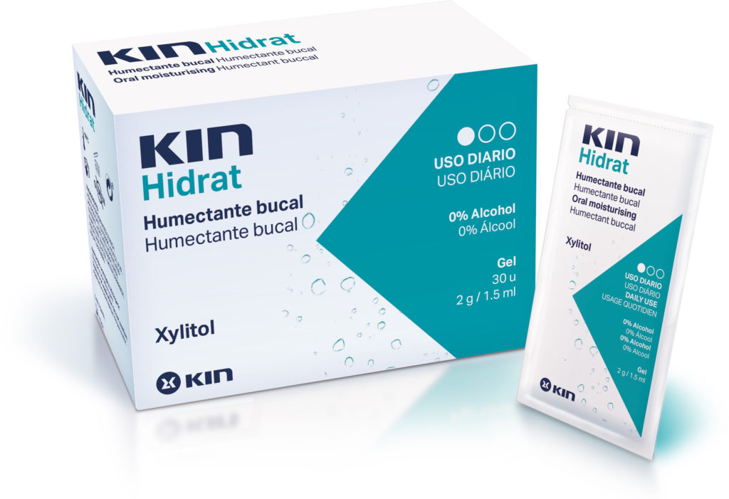 KIN HIDRAT GEL HUMECTANTE BUCAL