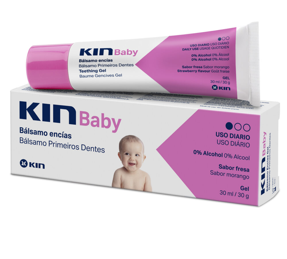 KinBaby Gel 30ml