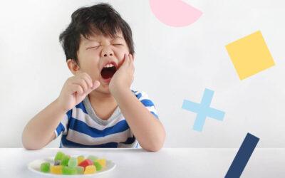 La caries en niños: preguntas más frecuentes