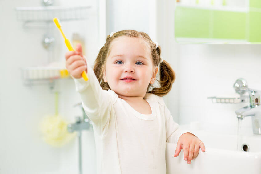 prevencion caries en niños