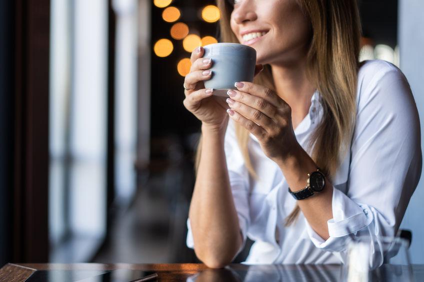 clorhexidina y café