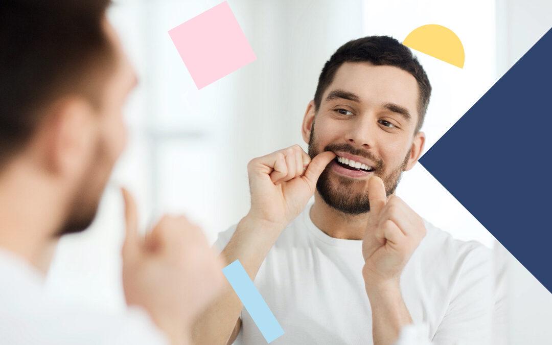 ¿Cómo utilizar el hilo dental?