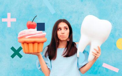 ¿Cómo afecta el azúcar a los dientes?