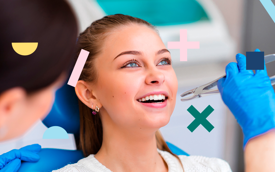 alimentos extracción dental